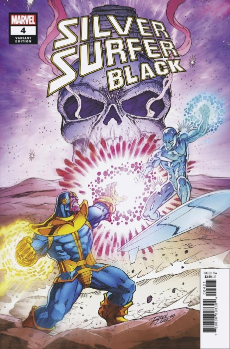 SILVER SURFER BLACK 1 1st PRINT NM SOLD OUT