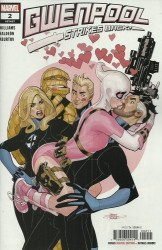 Marvel Comics's Gwenpool Strikes Back Issue # 2