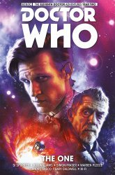 Titan Comics's Doctor Who: 11th Doctor - Year Two TPB # 2