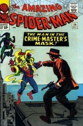 Marvel Comics's The Amazing Spider-Man Issue # 26
