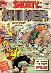 Dandy Magazine's Shorty Shiner Issue # 3