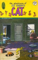 Rip Off Press's Adventures of Fat Freddy's Cat TPB # 1