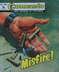 D.C. Thomson & Co.'s Commando: War Stories in Pictures Issue # 1044