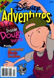 Disney Comics's Disney Adventures Issue V7-4