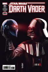 Marvel Comics's Darth Vader Issue # 22