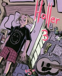 It's Alive's Holler Issue # 3