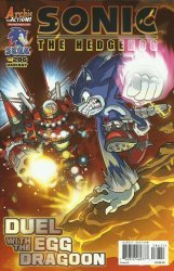Archie Comics Group's Sonic the Hedgehog Issue # 286b