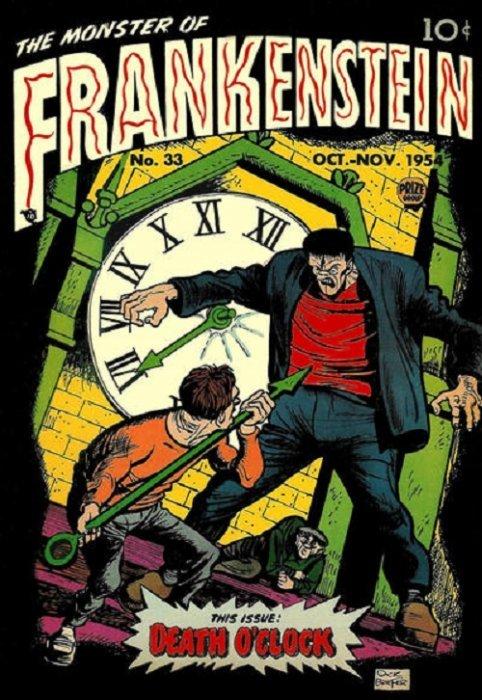Frankenstein: The Graphic Novel : Mary Wollstonecraft Shelley, Clive ...
