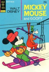 Gold Key's Mickey Mouse Issue # 147