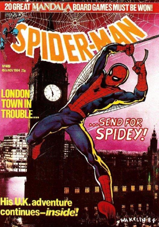 The Amazing Spider-Man 169 Vf//Nm Very Fine//Near Mint 9.0
