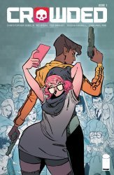 Image Comics's Crowded Issue # 1