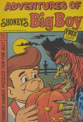 Paragon Products's Adventures of Shoney's Big Boy Issue # 20