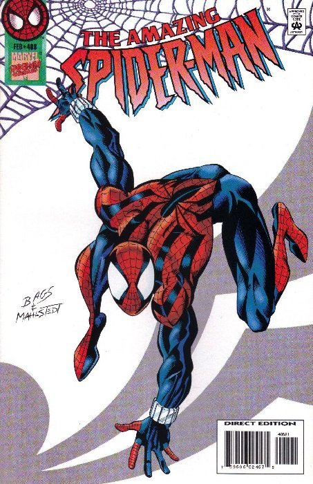 pt2 Marvel Comics AMAZING SPIDER-MAN # 354 the Sidekicks Revenge Round Robin