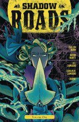 Oni Press's Shadow Roads TPB # 1