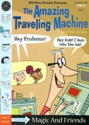 Old Navy Promotions's Old Navy Comics Presents: The Amazing Traveling Machine Issue # 1