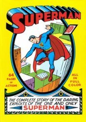 Chronicle Books's Superman #1 [Masterpiece Edition] Issue nn