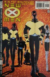 Marvel Comics's New X-Men Issue # 114