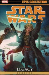 Marvel Comics's Star Wars Legends: Epic Collection - Legacy  TPB # 3