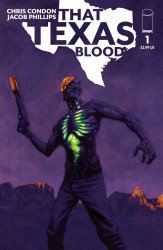 Image Comics's That Texas Blood Issue # 1b