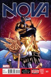Marvel's Nova Issue # 21