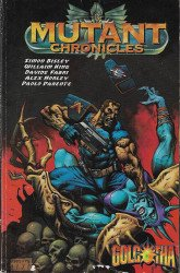 Acclaim Comics's Mutant Chronicles TPB # 1
