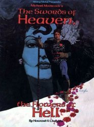 Heavy Metal's Heavy Metal Presents: Swords of Heaven, the Flowers of Hell Soft Cover # 1