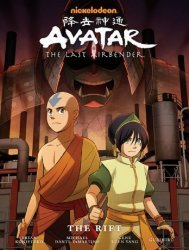 Dark Horse Comics's Avatar: The Last Airbender - Library Edition Hard Cover # 4