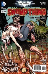 DC Comics's Swamp Thing Issue # 11