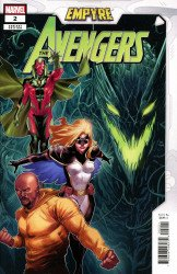 Marvel Comics's Empyre: Avengers Issue # 2b