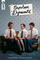 IDW Publishing's Napoleon Dynamite Issue # 3b