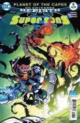 DC Comics's Super Sons Issue # 8