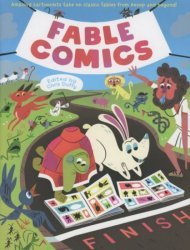 First Second Books's Fable Comics Hard Cover # 1