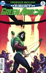 DC Comics's Green Arrow Issue # 15