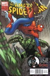 Marvel Comics's The Amazing Spider-Man Issue # 654b