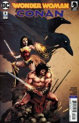 DC Comics's Wonder Woman/Conan Issue # 6b