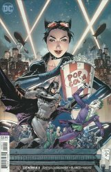 DC Comics's Catwoman Issue # 8b