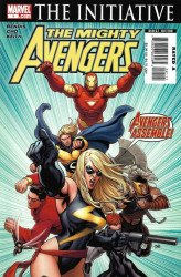 Marvel Comics's Mighty Avengers Issue # 1