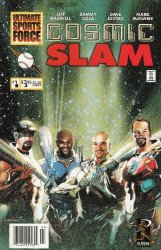 Ultimate Sports Entertainment's Cosmic Slam Issue # 1