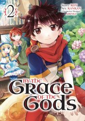 Square Enix Manga's By the Grace of the Gods Soft Cover # 2