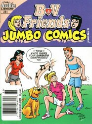 Archie Comics Group's B&V Friends Double Digest Issue # 281