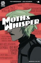 After-Shock Comics's Moth & Whisper Issue # 4