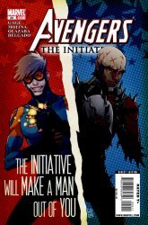 Marvel Comics's Avengers: The Initiative Issue # 29