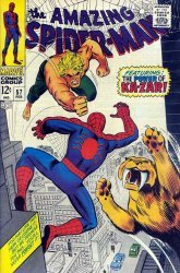 Marvel Comics's The Amazing Spider-Man Issue # 57