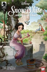 Dark Horse Comics's Disney: Snow White and the Seven Dwarfs Issue # 1