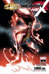 Marvel Comics's Infinity Wars: Weapon Hex Issue # 1