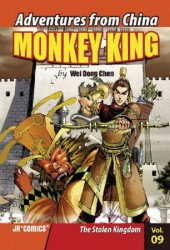 JR Comics's Adventures from China: Monkey King Issue # 9