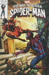 Marvel Comics's Peter Parker: Spectacular Spider-Man Issue # 1comicxposure