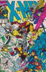 Marvel's X-Men Issue # 3