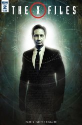 IDW Publishing's X-Files Issue # 2