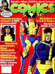 Starlog Group's Comics Scene Issue # 30
